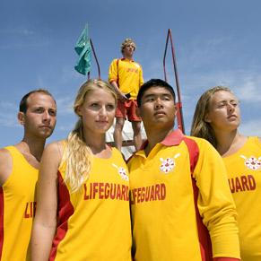 Lifesaving Society: New Brunswick | How to Become a Lifeguard